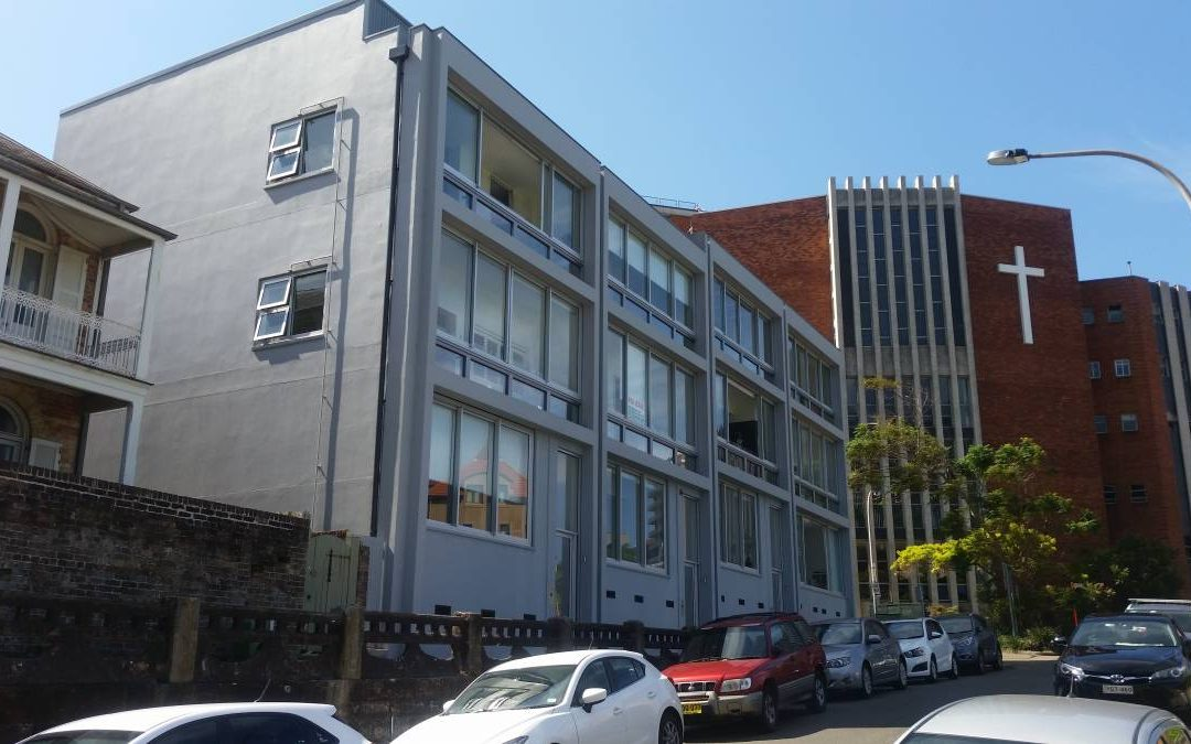 Kirribilli Façade Upgrade