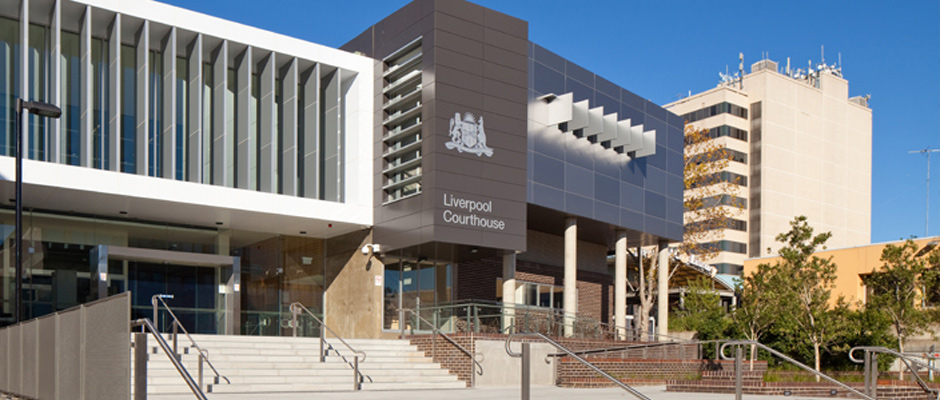 AW Edwards – Liverpool Court House